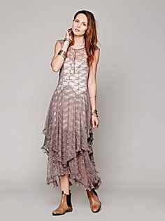 French Courtship Slip in clothes-dresses