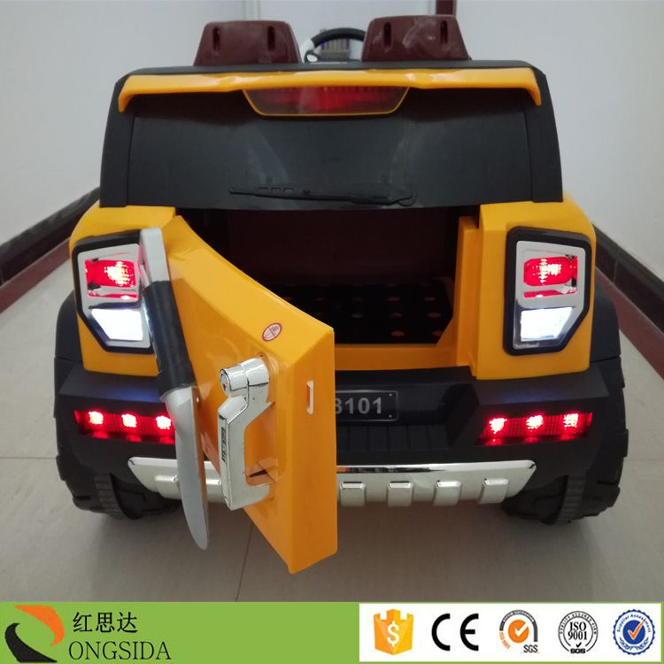 Eco Friendly China Electric Car For Kids Cars 24 V Ful
