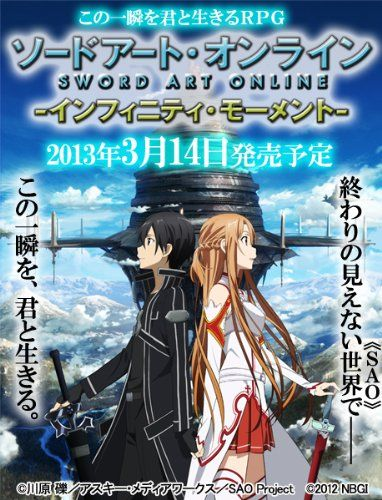 Top 10 Anime Psp Games Of 2020 Sword Art Online Sword Art Art
