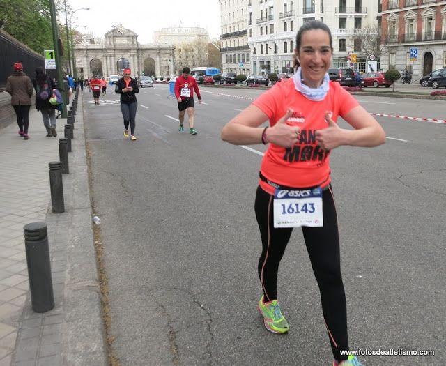00000 Atletismo Fotografías Xvi Medio Maratón Villa De Madrid Inmaculada Centeno Parra Media Maraton Atletismo Maraton