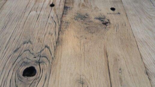 Eiken vloeren uit franse wagondelen houten vloeren