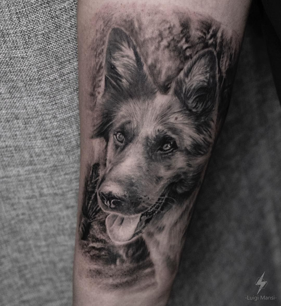 Lo Hai Salvato In Realistic Tattoo 1 Tattoo Dog Info Luigimansi It Instagram Luigimansi Ink Tattoo Tatuaggio Art Artist D Artist Animal Tattoo Tattoos