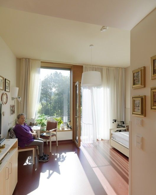 Home Design Ideas For Seniors: Residential Care Home Andritz / Dietger Wissounig