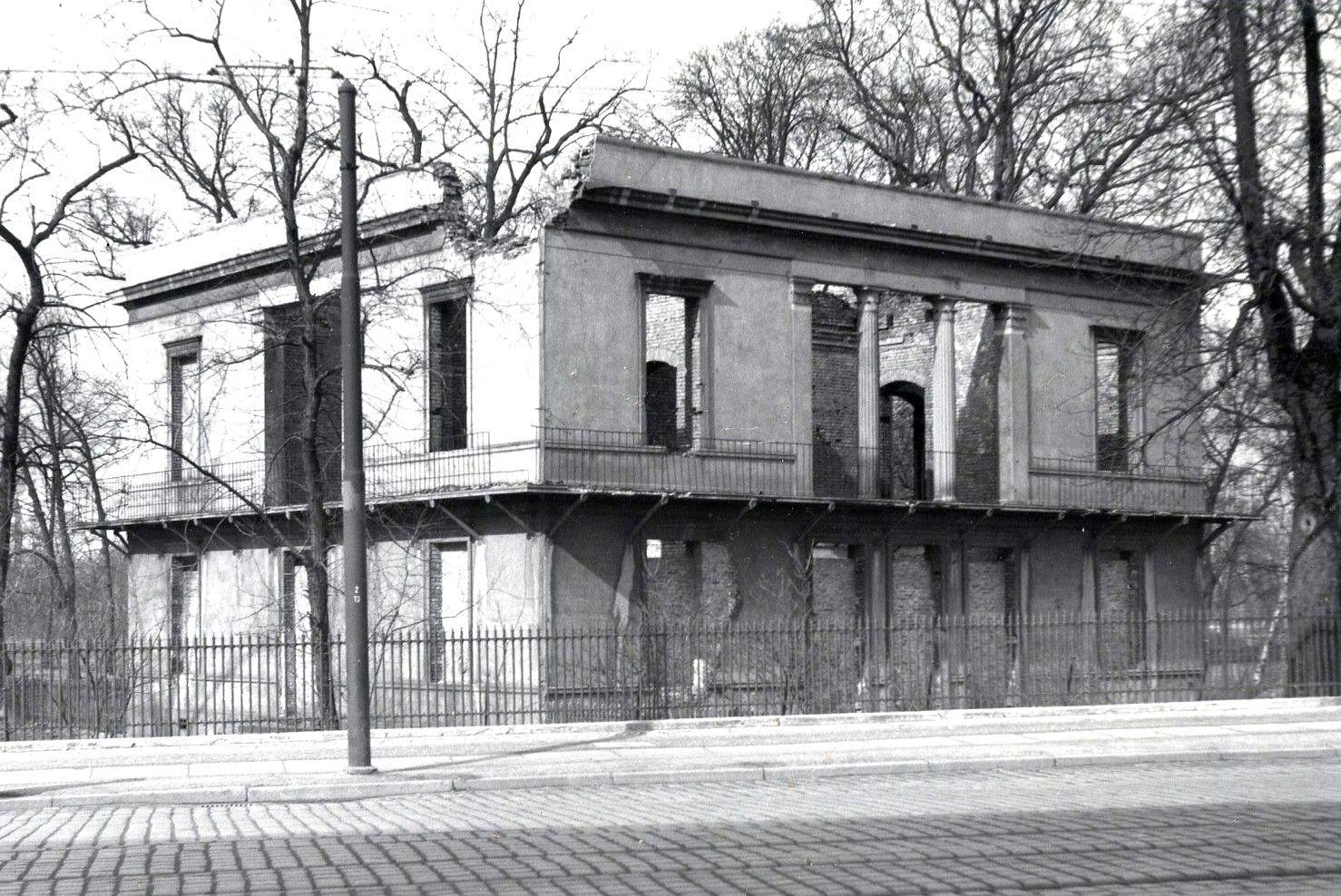 Karl Friedrich Schinkel   Neuer Pavillon   Palacio Charlottenburg ...