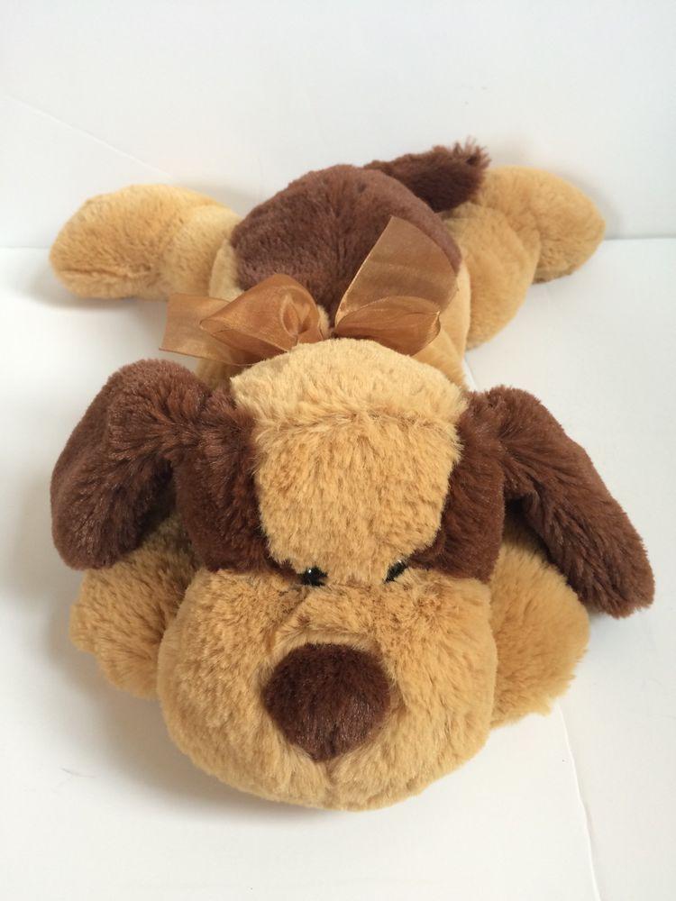 Circo PUPPY DOG Brown Tan Floppy Plush Ears Target Stuffed Animal ...