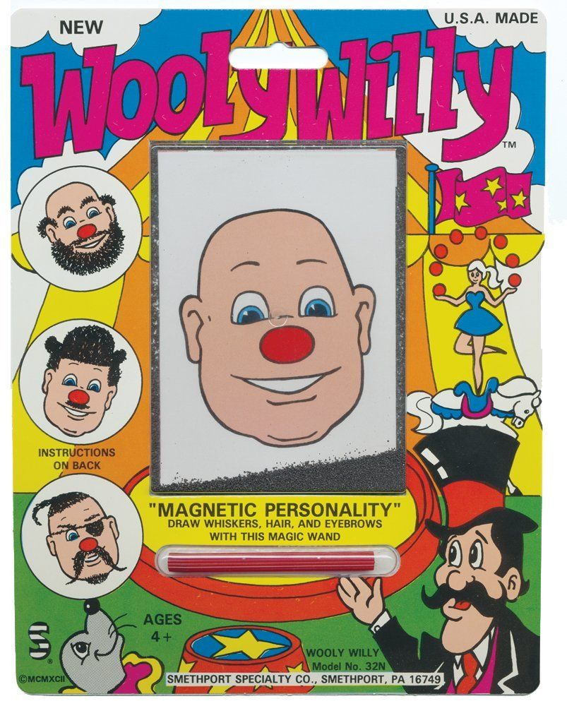 amazon com smethport wooly willy neon toy toys u0026 games 3 19