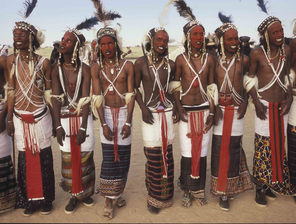 the male beauty contest of the sahara desert the wodaabe tribe the male beauty contest of the sahara desert the wodaabe tribe are said to value