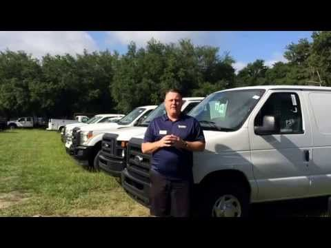 Sales Associate Larry Beverly Takes Us On A Facility Tour At Duval