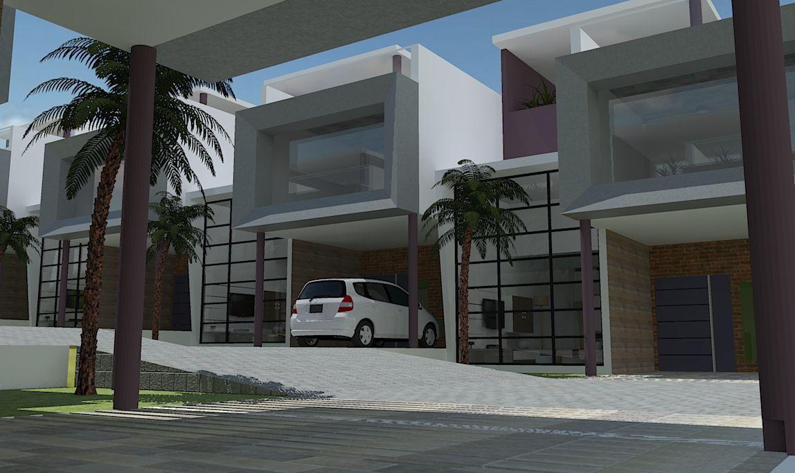 Sobrados sofisticados condominio horizontal sobrados for Fachadas de casas modernas en la ciudad