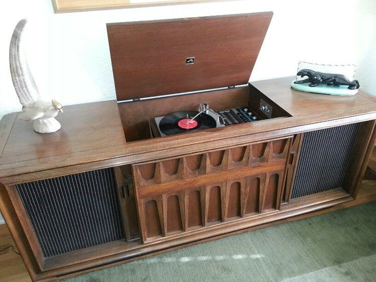 1966 Rca Victor New Vista Stereo Dream Hale Vintage