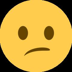 Confused Face Emoji Confused Face Face Emoji