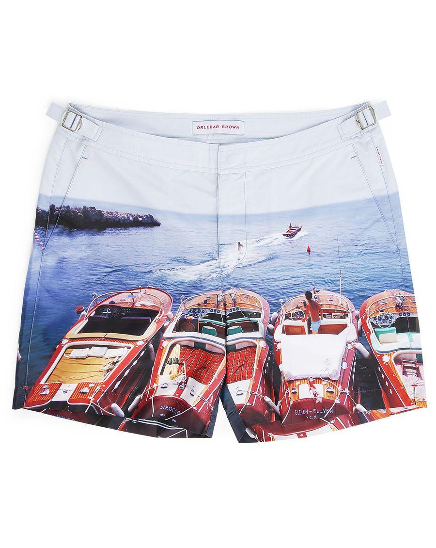 f1ee767393 Maillot de Bain Setter La Riva Loca Print ORLEBAR BROWN homme, Shorts de  bain Bleu homme