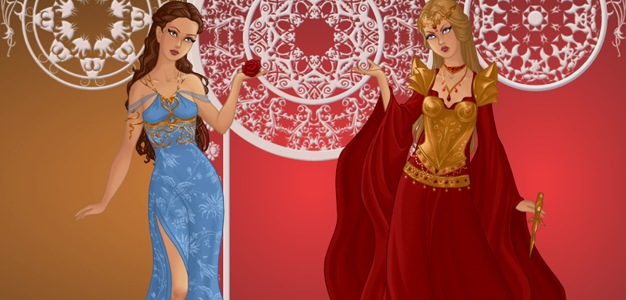 Margaery e Cersei