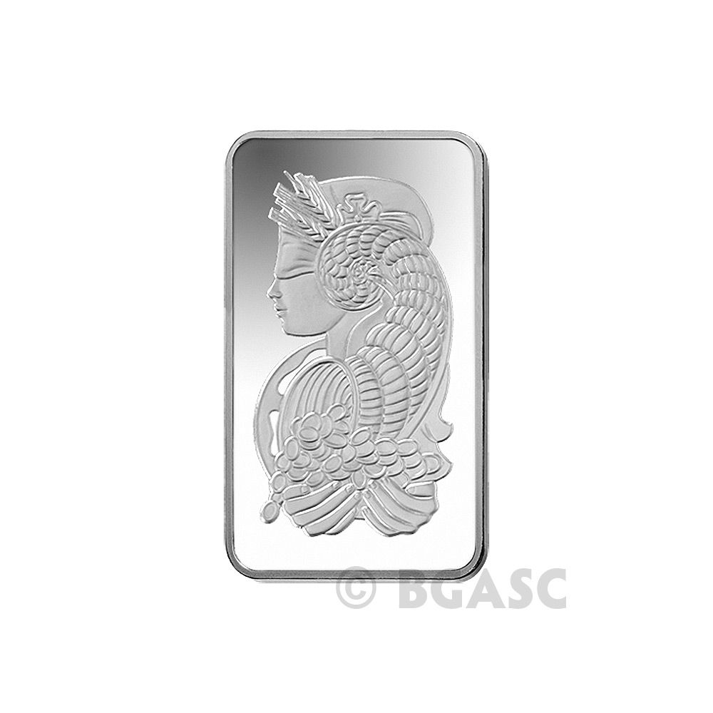 1 Oz Silver Bar Pamp Suisse Fortuna 999 Fine Art Bullion Ingot In Assay Bgasc Com Silver Bars Bullion Silver Bullion