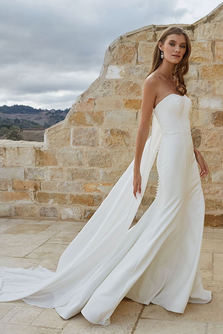Jenny Yoo's wedding dress NEW for Spring / Summer