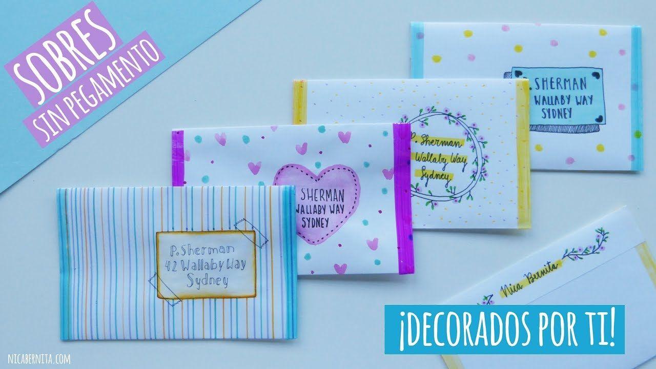 25 Ideas para decorar tarjetas