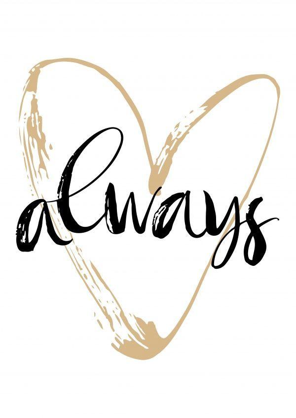Hasemaus und daran wird sich auch nichts ändern...ich werde dich immer lieben