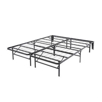 Symple Stuff Bed Frame Size: California King | Products | Pinterest