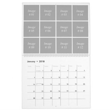 12 month instagram collection template calendar 12 months - office calendar templates