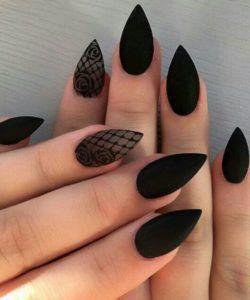 gothic nails  gothic nails luxury nails elegant nail