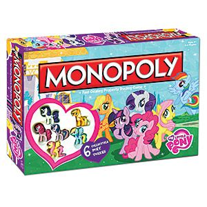 My Little Pony Monopoly Stuff To Buy Pinterest Juguetes