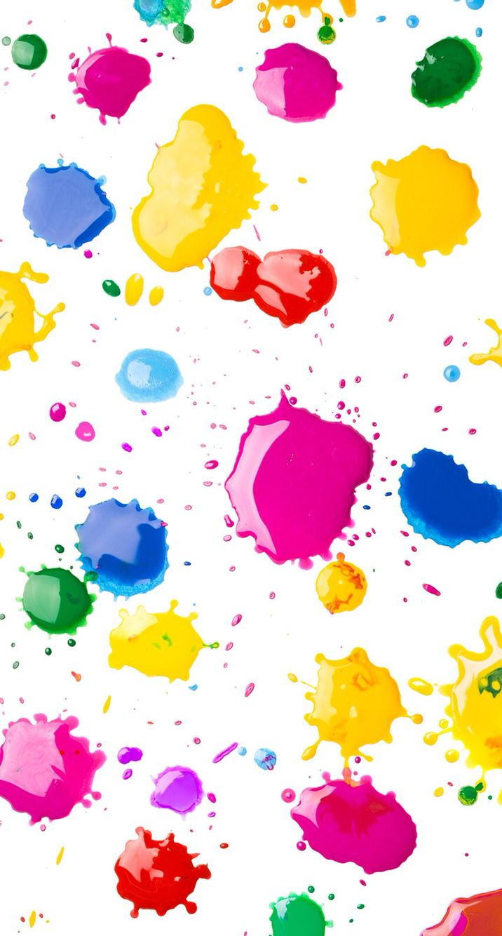 Paint Splashes Find More Color Pop Wallpapers For Your