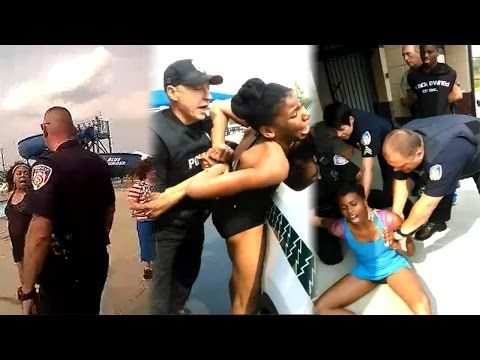Black Family Cuffed And Pepper Sprayed After Being Denied Entry Into Fairfiel Aquatic Center Black Families Video Footage Police