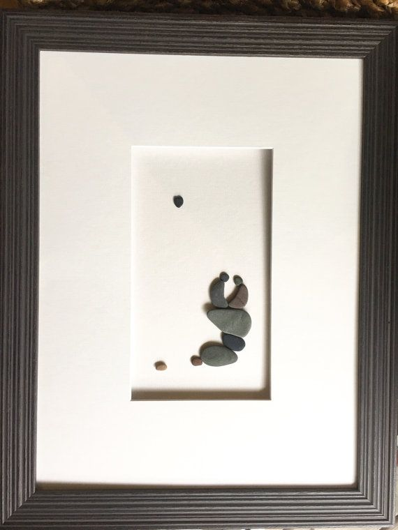 12 By 16 Couple Pebble Art By Sharon Nowlan With By Pebbleart Agiz