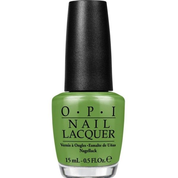 OPI New Orleans Nail Polish 15ml (350 ARS) ❤ liked on Polyvore ...