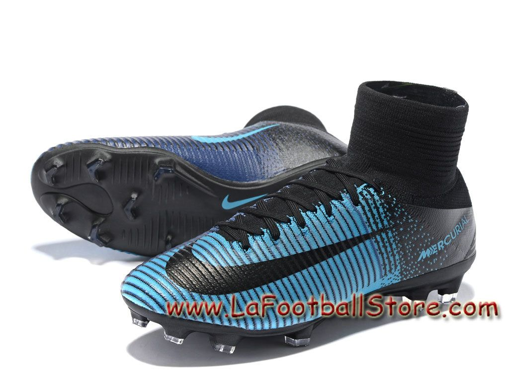 check out dd0a8 83325 Nike Mercurial Superfly V FG Milan Chaussure Officiel NIke de football à  crampons pour terrain sec