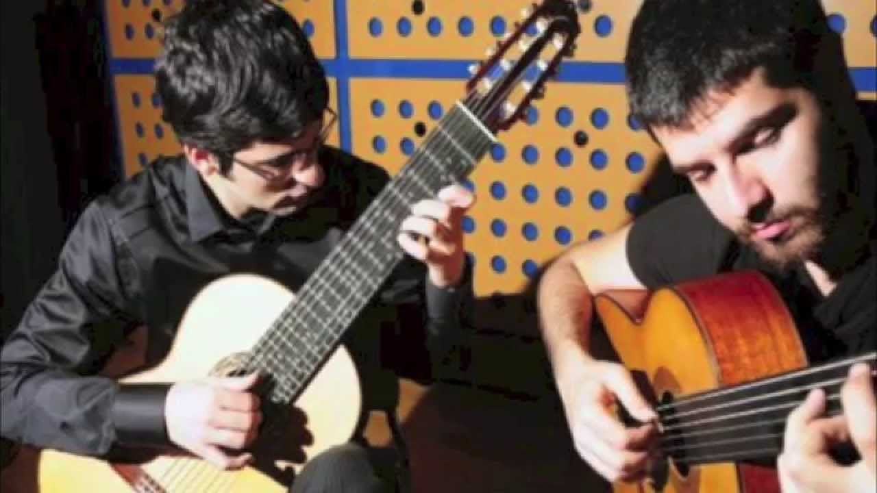 Microtonal Guitar Duo - Album Promo Video (Tolgahan Çoğulu & Sinan Cem E...