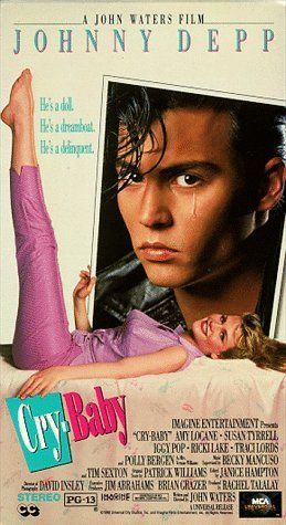 First Johnny Depp movie I ever saw.  It got stuck in the built-in-VCR of my stepbrother's TV so we watched it a lot.