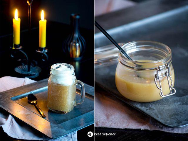 Butterbier Rezept (kreativfieber) #butterbierrezept