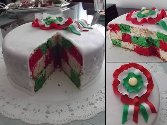Italy cake
