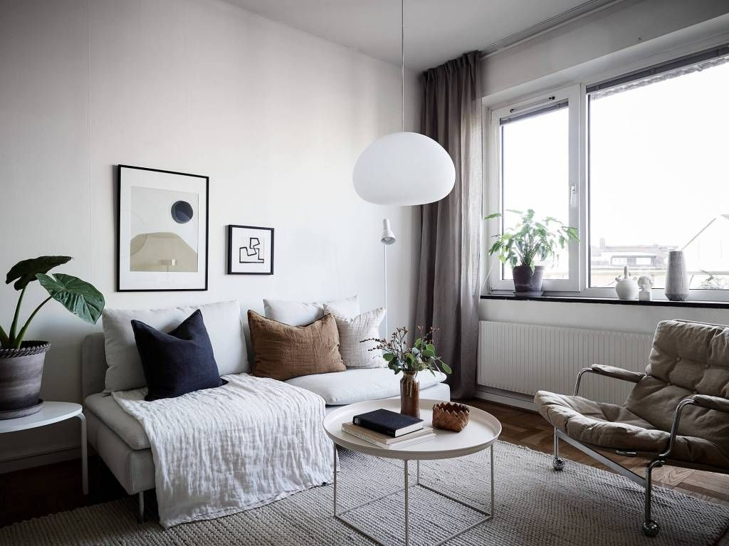 Cozy home with a vintage touch - via Coco Lapine Design blog ...