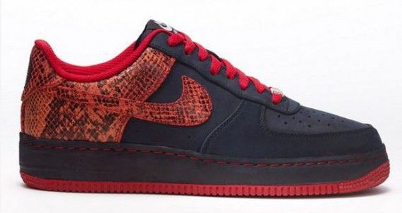 Nike Air Force 1 Year of the Snake Pack Freshness Mag
