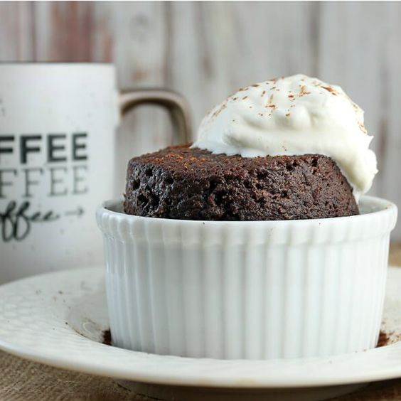 16 Keto Mug Cake Recipes To Make When Sudden Dessert ...