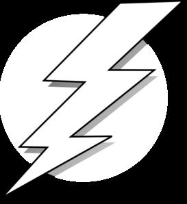 Black And White Lightning Bolt Clip Art Lightning Bolt Lightening Bolt Lightning