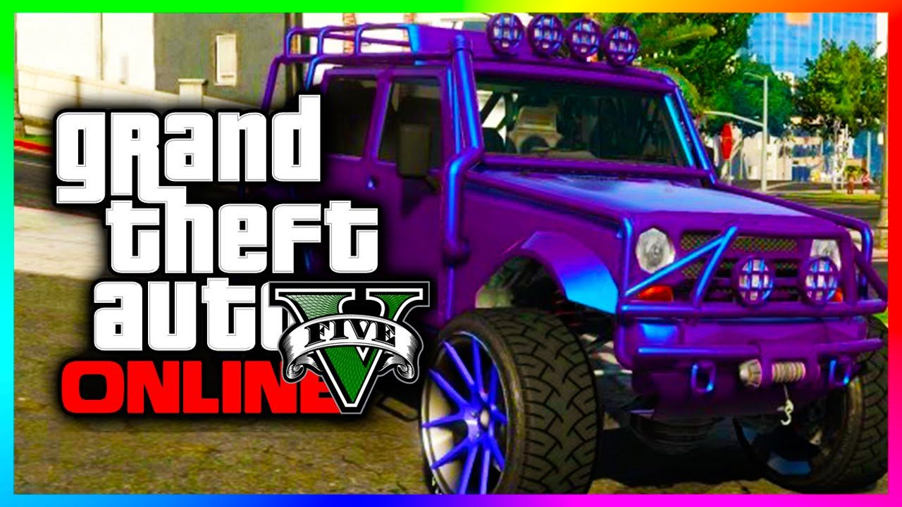 GTA 5 Online - Top Five Best Cars To Sell To