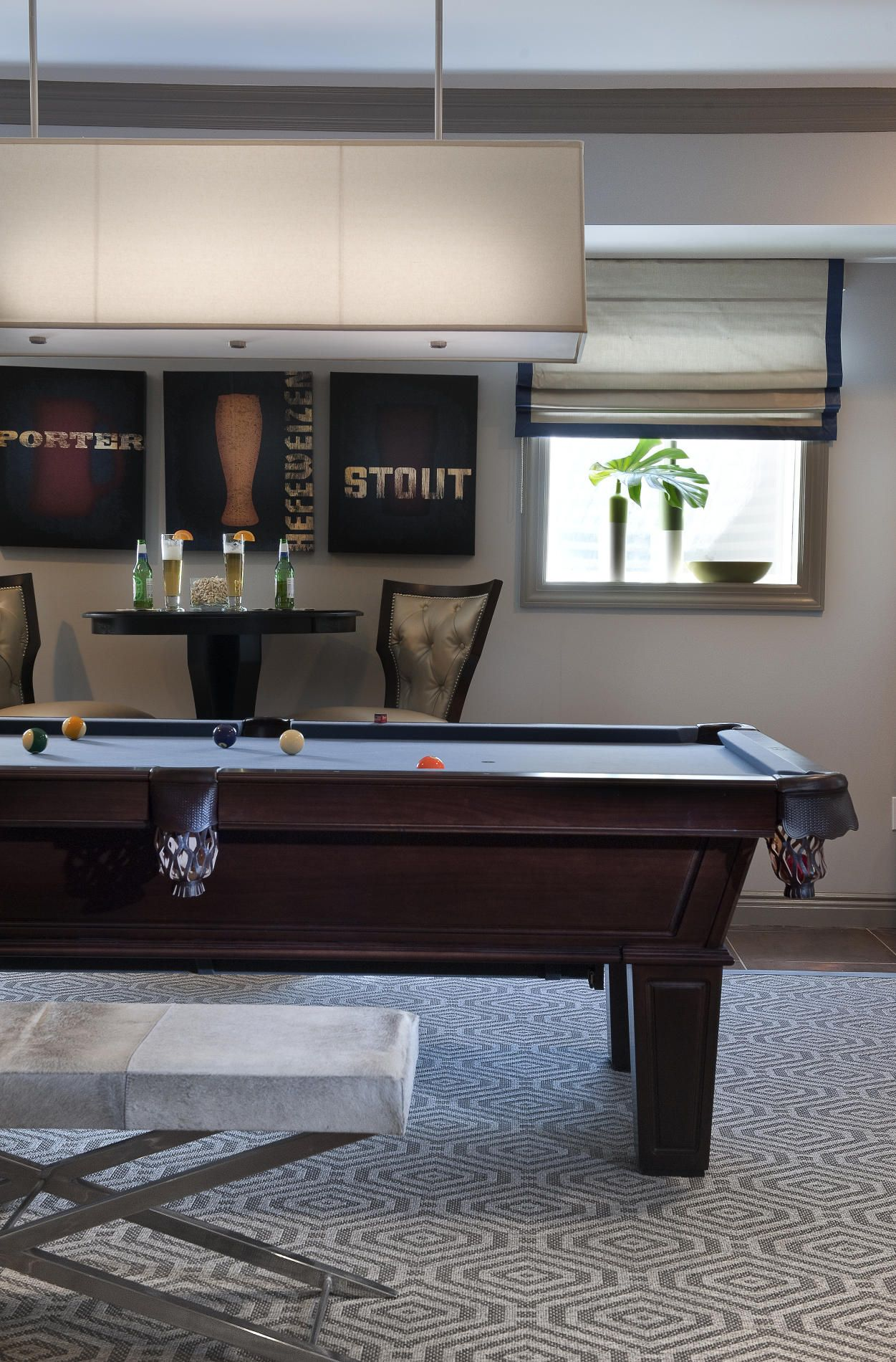 Diy Pool Table Dining Top Billiard Room Love The Light Billiards Pool Table