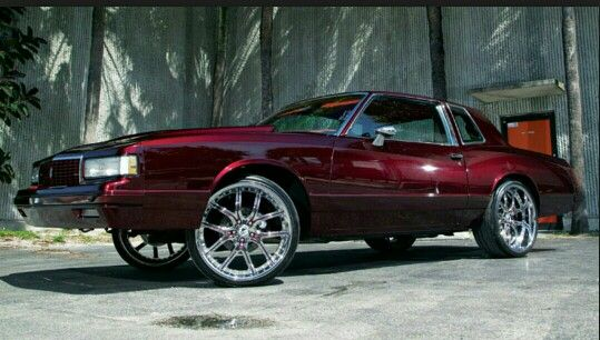 87 Monte Carlo Ss Old Schools Pinterest Cars Chevy And Chevrolet