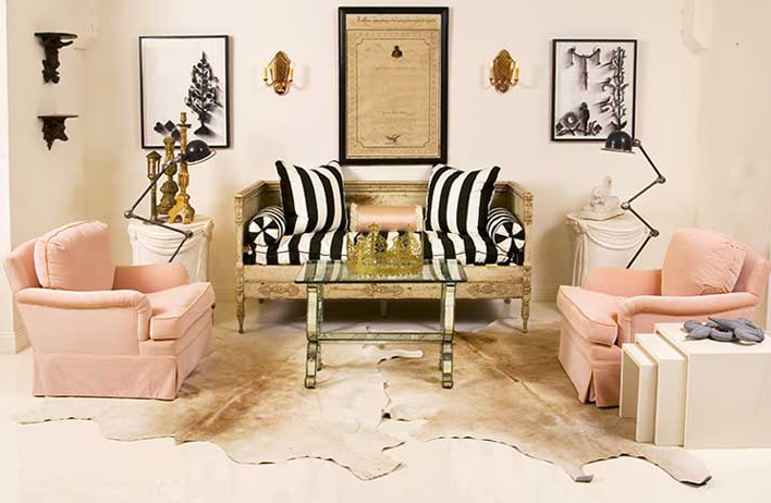 Pin On Home Sweet Home #pink #and #gold #living #room #ideas