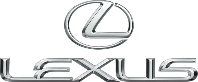 lexus logo. lexus logo (present)