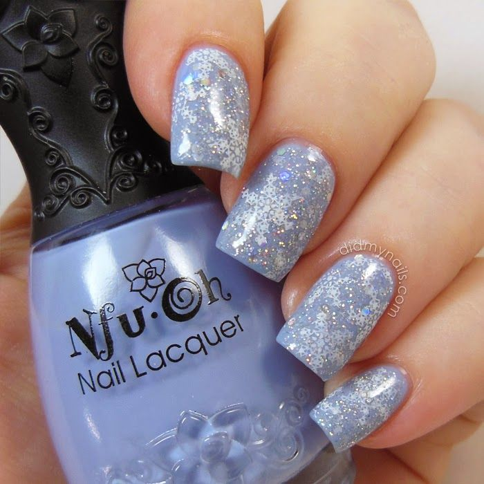 sparkling snowflakes glitter