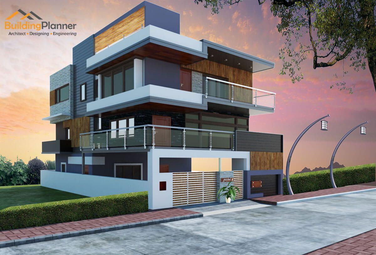 Home Plan House Plan Designers Online In Bangalore Buildingplanner In 2020 Duplex House Design Architect Design House House Construction Plan