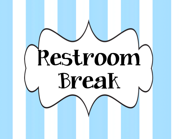 Restroom Policy Free Printable Classroom Management And Teacher