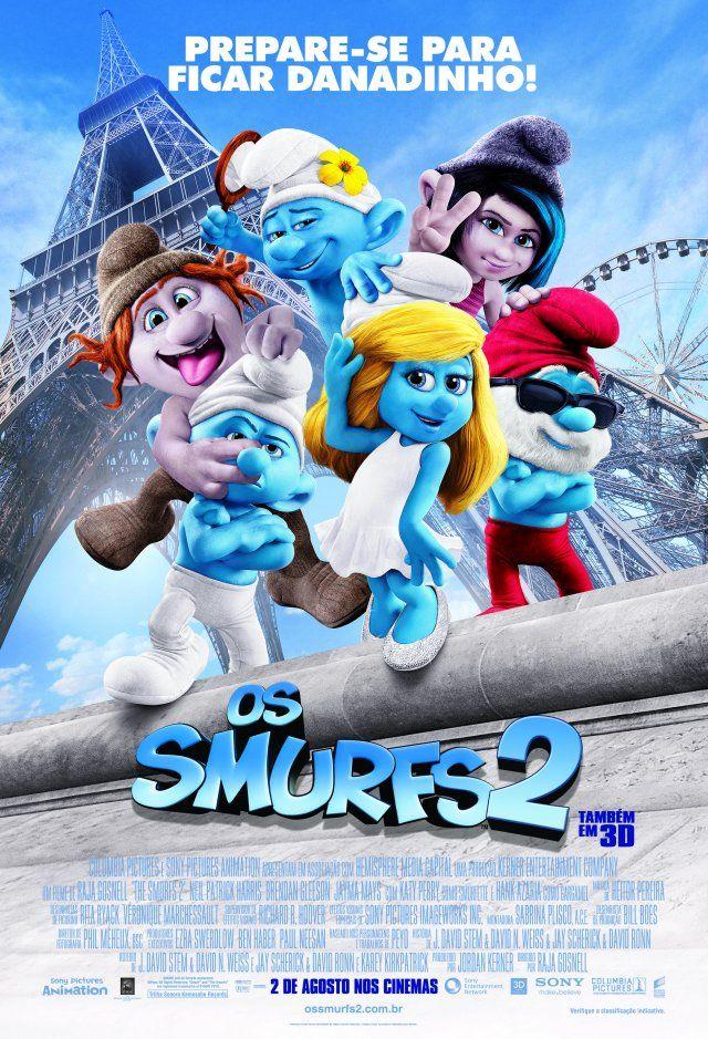 Assistir Filme Os Smurfs 2 Filme Dublado Online Filmes De