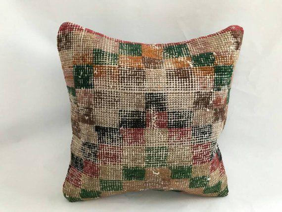 Kilim Pillow, Kilim Pillow Cover, boho Pillow, home Living, Vintage Pillow, Home desing, Decorative