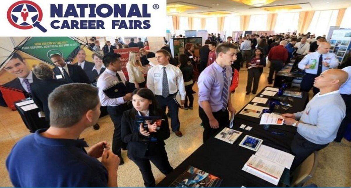 National career fairs hiring event in richmond dec 11