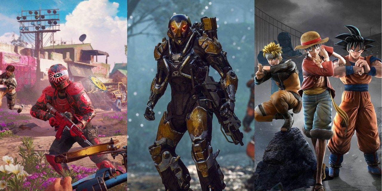 TeknoBytes Update Daftar Video Game Yang Rilis Februari